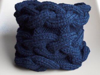 cable cowl/濃紺の画像