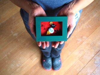 デブっちょコウモリのハロウィンの画像