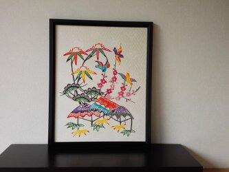 松竹梅の画像