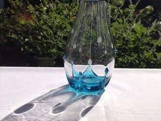 水滴 〜 一輪挿し3の画像