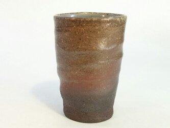 焼き締めカップの画像