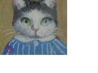 ミニ・ブルーストライプの画像