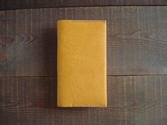 手帳カバー【受注製作】の画像