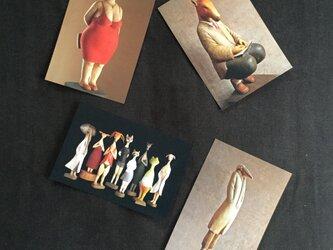 Nikichi ポストカード / Bセットの画像