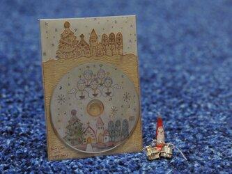 HappyToco Charming CD 『しずかな しずかな しずかな クリスマス』紙枠の画像