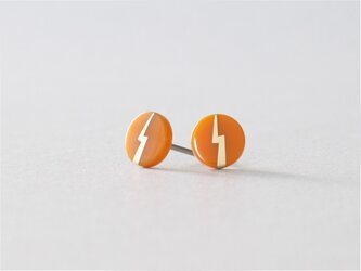 イナズマピアス オレンジの画像