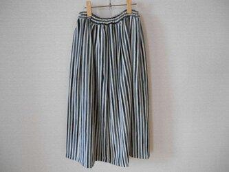 アンティーク縮緬羽織リメイクスカートの画像