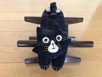 マスコット猫②の画像