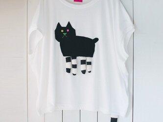 Walk cat _ LADIES sizeFreeの画像