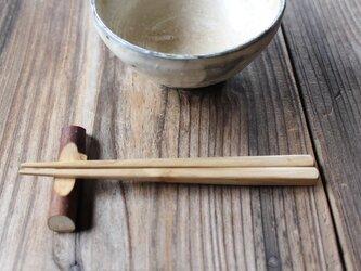栗の子ども木箸 13~16センチの画像