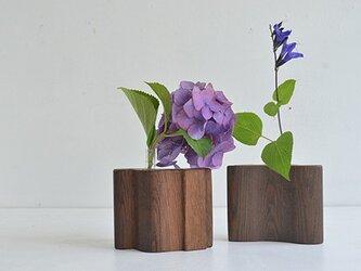 花器 d10(欅)の画像