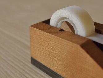 テープカッター(ブラックチェリー)の画像