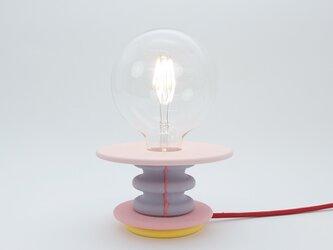 マルチカラーテーブルランプ Frutti Lampの画像