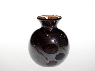 黒花瓶~クリアライン~の画像