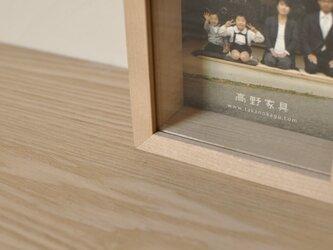 Dフレーム(ポストカード) メープルの画像