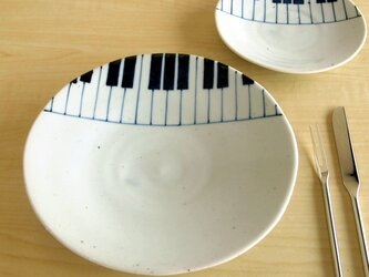 Jazz 鍵盤 5寸皿の画像