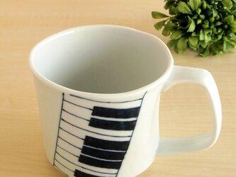 Jazz 鍵盤マグカップの画像