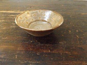 ベージュ小鉢(小ドット)の画像