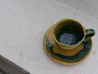 カップ&ソーサ  coffee cup の画像