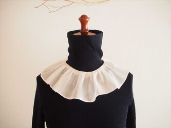 collar -frill-の画像