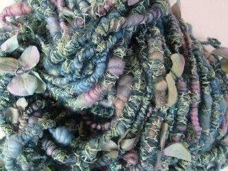 紫陽花糸の画像