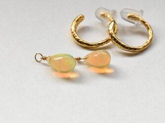 [EC] Opal Ear Clipsの画像