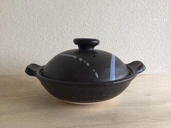 土鍋 1〜2人用【直火対応】の画像