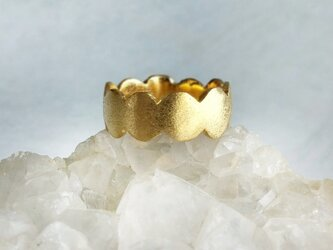 Brilliance of the summit ring (SILVER GOLD)の画像