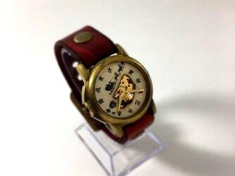 機械式腕時計 贈り物の画像