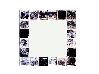 ミラー  BLUEの画像