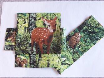 二部式帯 「バンビ」の画像
