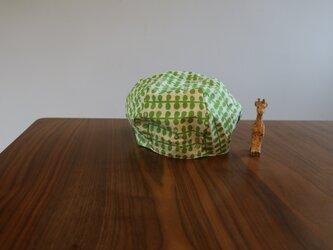 キッズ ベレー帽の画像