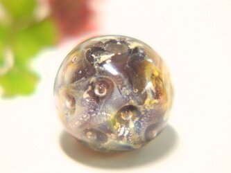 とんぼ玉 太古の呼吸の画像