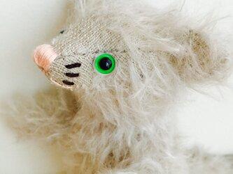 シャトン・アラザン 子猫のぬいぐるみ  ねこ 猫ちゃん  ギフト ハロウィン ねこの画像