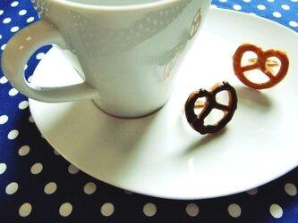 「これでいつでも食べられる」プレッツェルのリングの画像