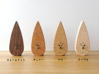 【sizuku】置き時計の画像