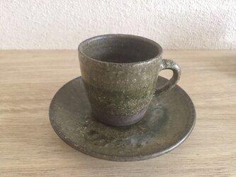 コーヒーカップ&ソーサーの画像