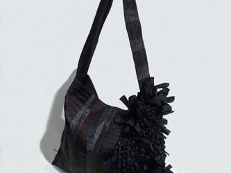 【受注生産】ironui new bag / blackの画像