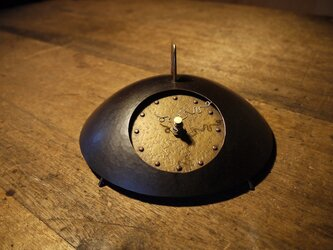時の住人(トキノスミビト)TypeA 銅製時計の画像