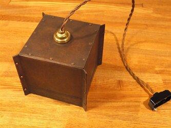 銅製照明(ペンダントタイプ)の画像