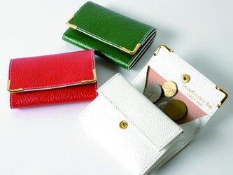 カラフル スマートウォレット 財布 小銭入れの画像