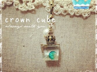 crown cube.の画像