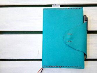 B6 VERTICAL DIARY COT45873 手帳カバーの画像