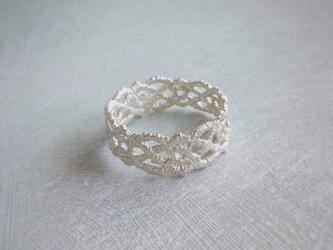 Ears of wheats ring  (silver)の画像