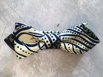 アフリカンプリント 蝶ネクタイ 4の画像