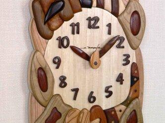 時計 Abstractの画像