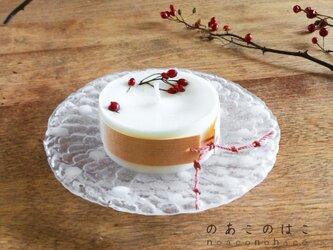 ソイキャンドル(winter rose)小の画像