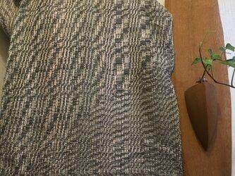シルクウールのショールの画像