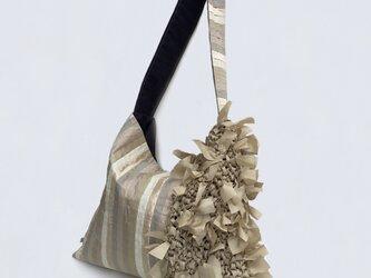 【受注生産】ironui new bag /beigeの画像