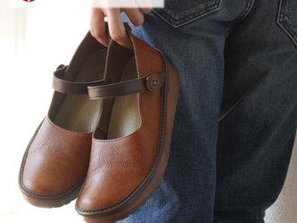 手を全く使わずに履ける魔法の靴 マグネットシューズ (KAYAK) 特許取得 日本製 国産素材 【納期5~11日】の画像